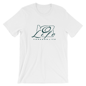 OREGON LIFE Oregon tee shirt merch - TaterSkinz