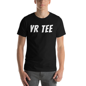 Your Tee Bella + Canvas Short-Sleeve Unisex T-Shirt for customization - TaterSkinz