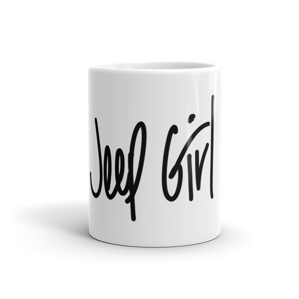 Jeep Girl Mug - TaterSkinz