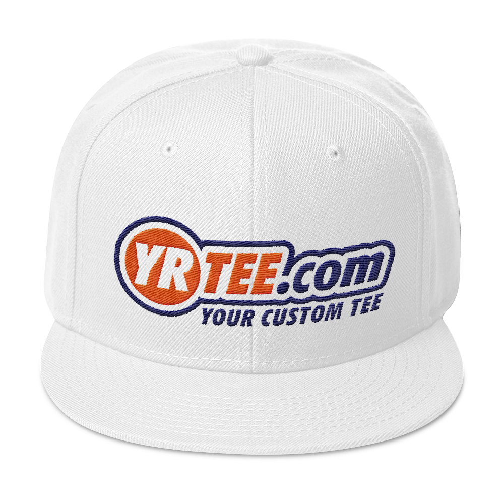 YR TEE .COM SNAPBACK YOUR CUSTOM T-SHIRT TEE SHIRT - Tom Tate Studios