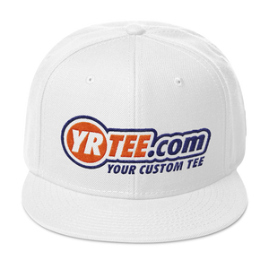 YR TEE .COM SNAPBACK YOUR CUSTOM T-SHIRT TEE SHIRT