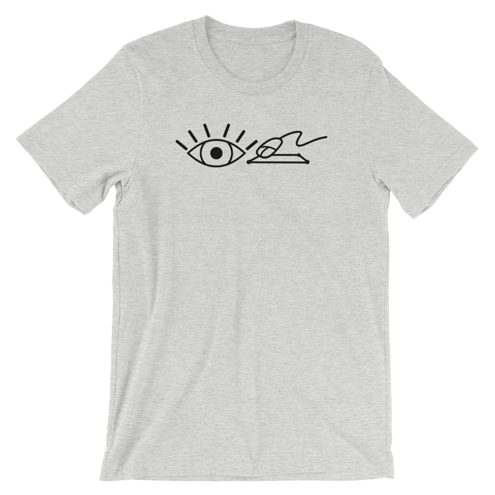 i Vector tee - TaterSkinz