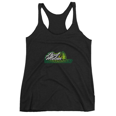 LOCAL MOTION NORTHWEST WOMENS TANK - TaterSkinz
