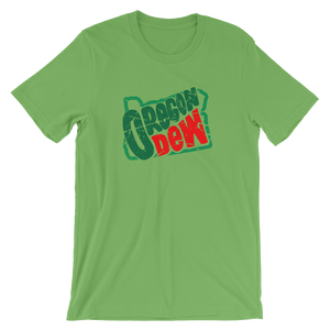 OREGON DEW Oregon Graphic T-Shirt - Tom Tate Studios