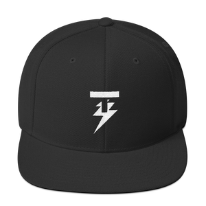 TATERSKINZ BOLT DARK SNAPBACK - Tom Tate Studios