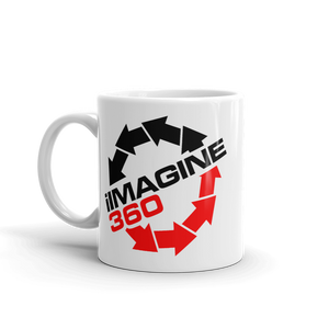 iImagine360 I Imagine 360 beverage coffee mug