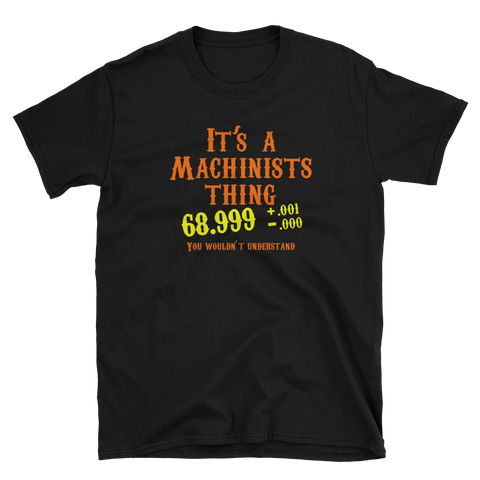 It's a Machinist thing! - TaterSkinz