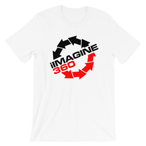 iIMAGINE360 I Imagine 360 .Com Unisex T-Shirt - TaterSkinz