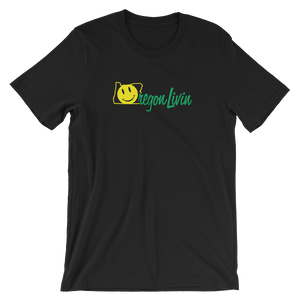 OREGON LIVIN Tee Oregon tee shirt merch - TaterSkinz