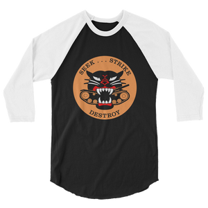 M18 HELLCAT TANK DESTROYER RAGLAN - #002