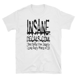 INSANE DECALS .COM Short-Sleeve Unisex T-Shirt - TaterSkinz