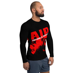 AIP WEAR ANYTHING IS POSSIBLE RASH GUARD - TaterSkinz