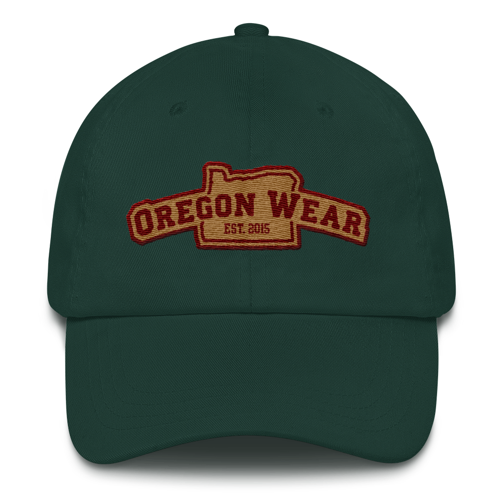 Oregon Wear Outdoor Lets Relax and Enjoy the Day Cap - TaterSkinz