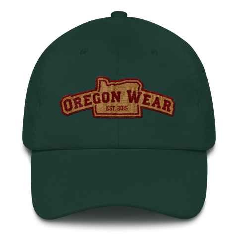 Oregon Wear Outdoor Lets Relax and Enjoy the Day Cap