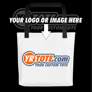 YR TOTE .COM Your Custom Tote bag Your Merch - TaterSkinz