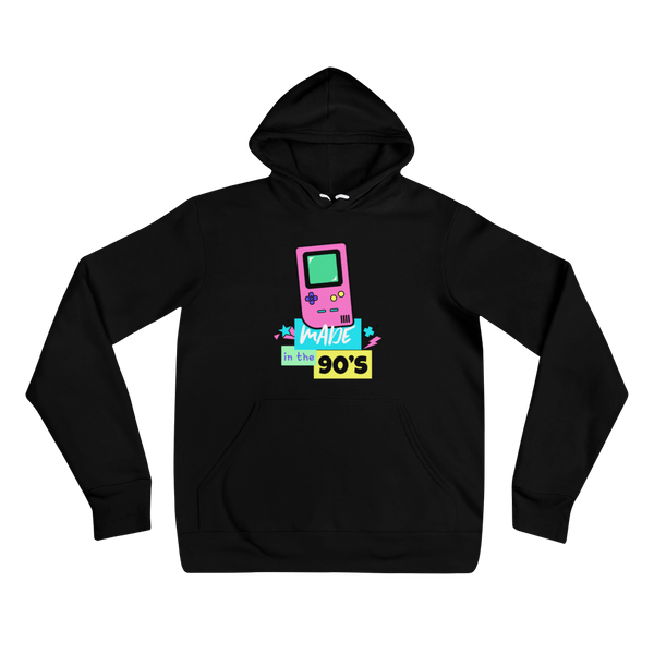 "Hoodies - ""Made In The 90's"" Unisex Hoodie"