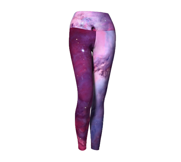 """Celestial"" Yoga Leggings - Chic-N-Geeks - 1"
