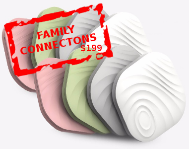 NUT 3 - Family Connections (8 Nuts) Only $199 - Timely Guardian - 1