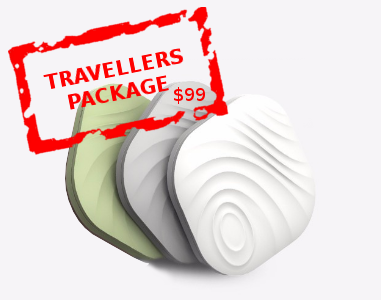 NUT 3 - Travellers Package (3 Nuts) ONLY $99 - Timely Guardian - 1