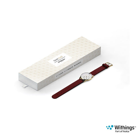 Withings Activité Steel Gold Edition