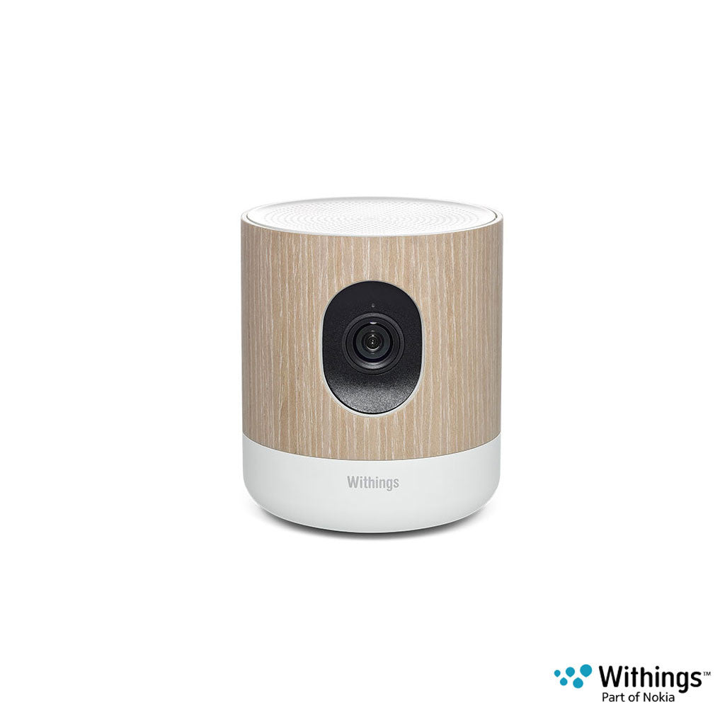 Withings Home Video & Air Quality Monitor