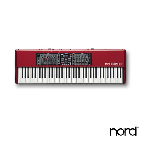 Nord Electro 5 HP73 Velocity Sensitive 73-Key Hammer Action Portable Keyboard (NELECTRO5-HP73)