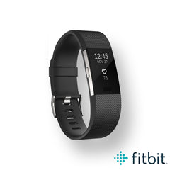 Fitbit - Charge 2 Activity Tracker + Heart Rate