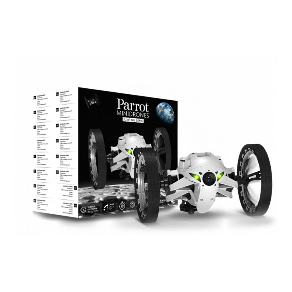 Parrot Jumping Sumo - MiniDrone