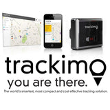Trackimo GPS Tracker with 1-Year GSM Service
