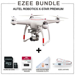 Autel Robotics X-Star Premium Drone EZEE Bundle with 4K Camera, 1.2-Mile HD Live View & Hard Case