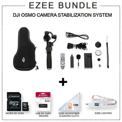 DJI Osmo - Camera stabilization System Bundle