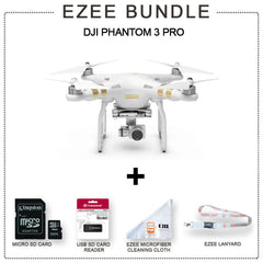 DJI Phantom 3 Professional Drone EZEE Bundle