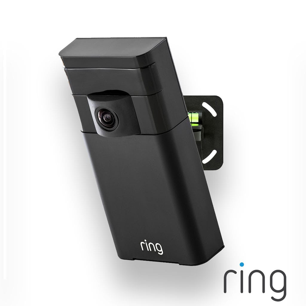 Ring - Stick Up Cam Outdoor HD Wire-Free Security Camera