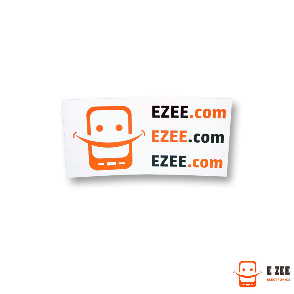 EZEE Sticker