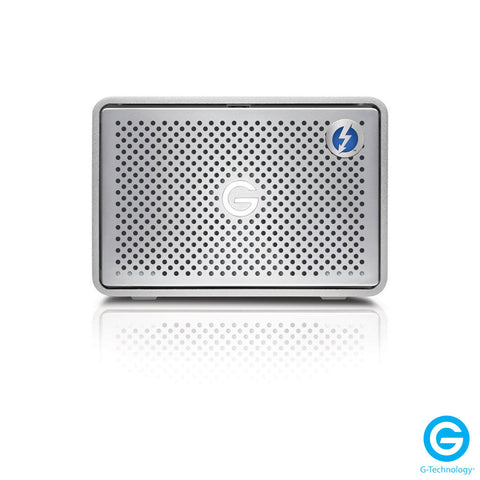 G-Technology G-RAID 12TB 2-Bay Thunderbolt 2 RAID Array (2 x 6TB)