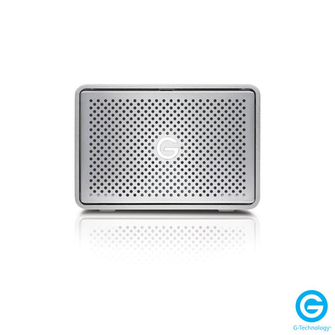 G-Technology G-RAID USB G1 Removable Dual-Drive Storage System