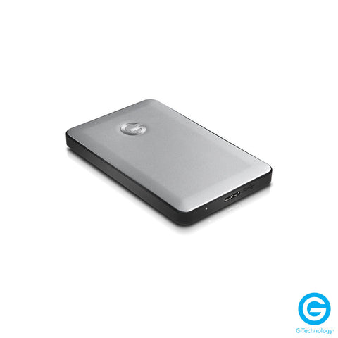 G-Technology 1TB G-DRIVE mobile USB Portable Hard Drive (5400 RPM)