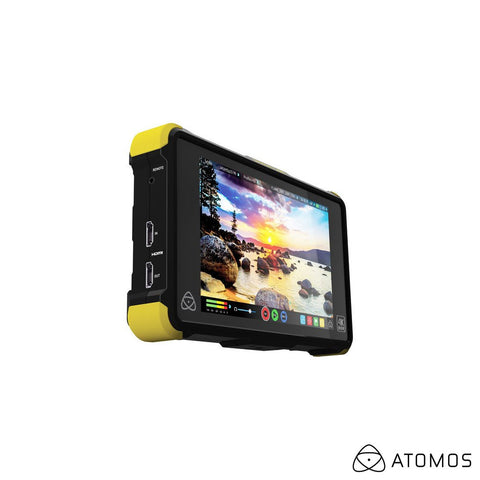 "Atomos Shogun Flame 7"" 4K HDMI/12-SDI Recording Monitor Full Kit"