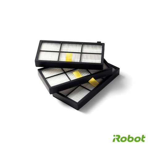 3 Replacement AeroForce® High-Efficiency Filters For Roomba® 800 and 900 Series