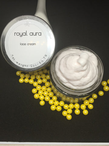 Face cream with Argan oil and evening primrose oil