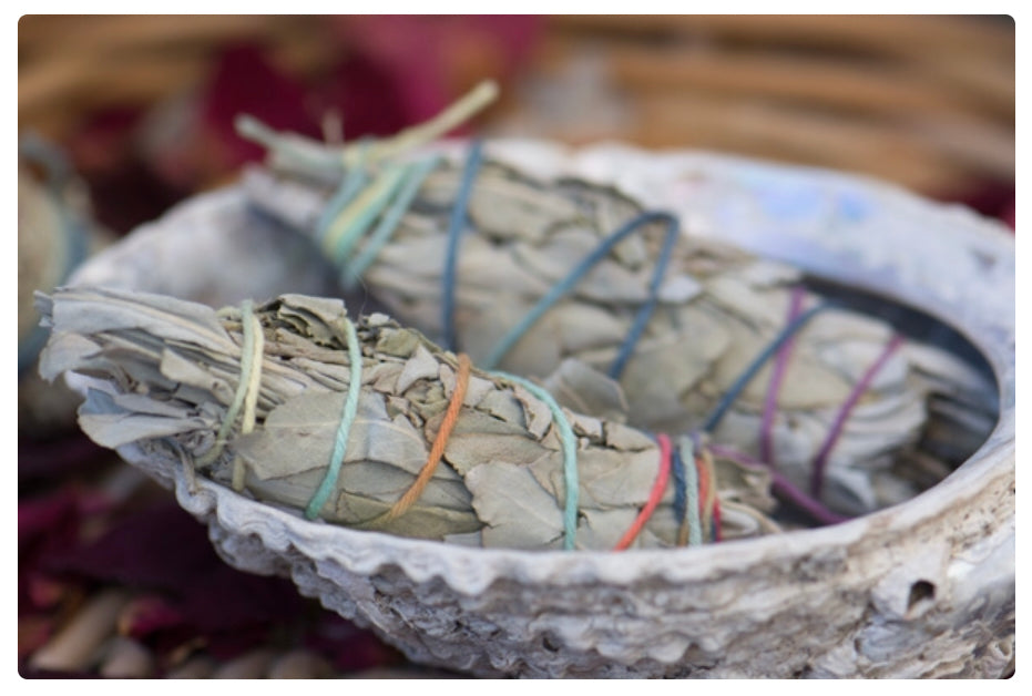 The Benefits of Smudging