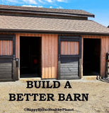 Building A Better Barn PDF