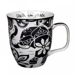 Elephant Mug-Walk In Peace