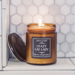 Crazy Cat Lady 9oz Candle