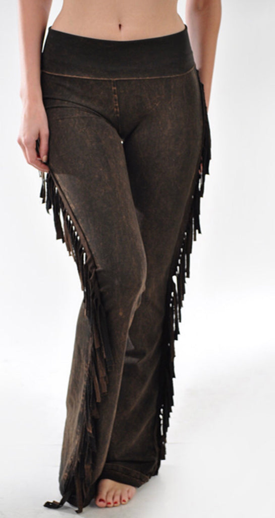 Cowgirl Yoga Pants
