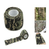 Sports Hunting Shooting Tool Camouflage Stealth Tape Waterproof Wrap Durable Useful 5cmx4.5m Army Camo Outdoor