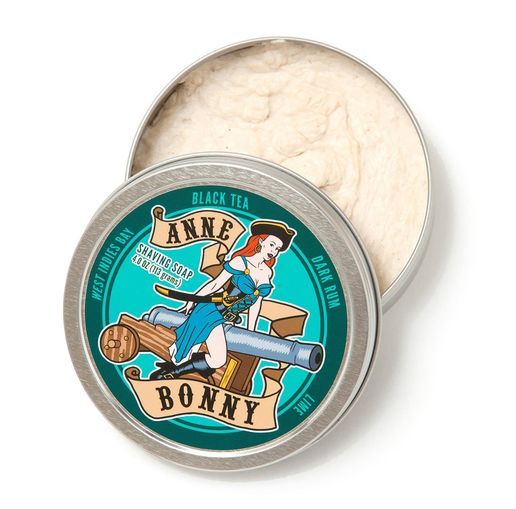 Dr. Jon's Anne Bonny Vegan Shaving Soap Vol. 3