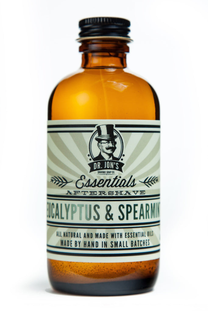 Dr. Jon's Essentials Eucalyptus & Spearmint Aftershave Tonic