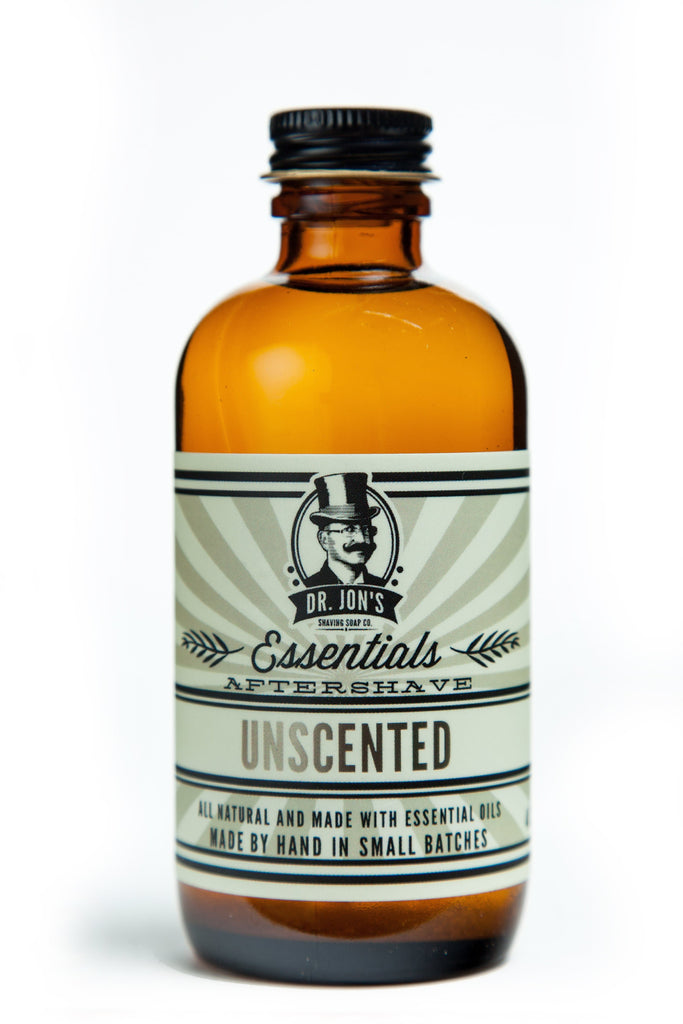 Dr. Jon's Essentials Unscented Aftershave Tonic