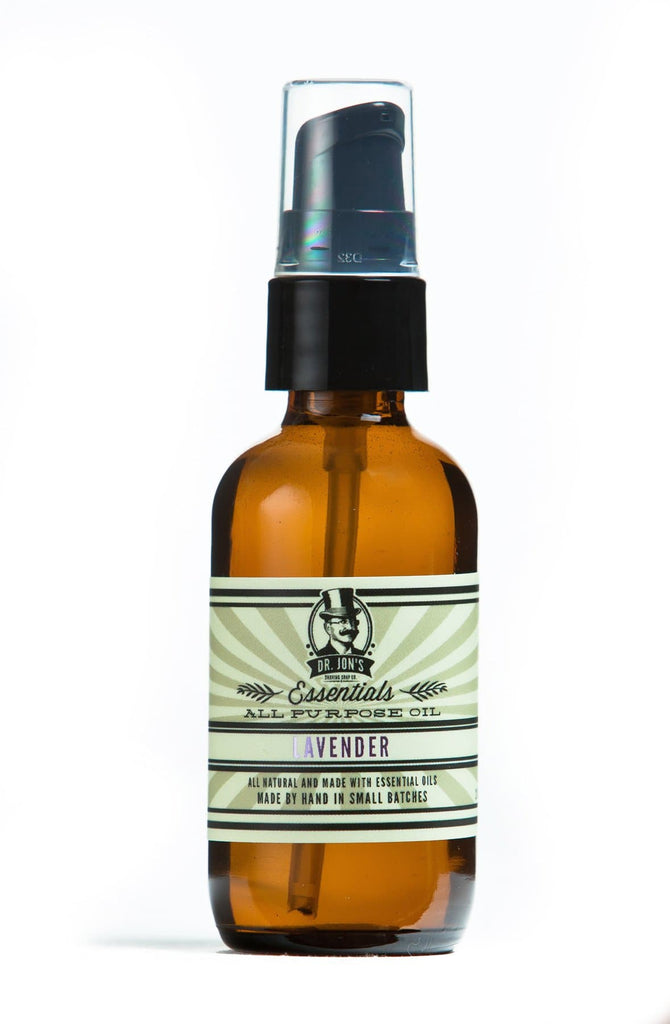 Dr. Jon's All Purpose Oil Lavender